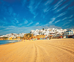 Family Sun in Albufeira, Algarve Portugal