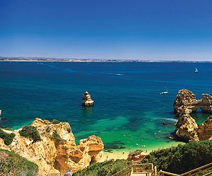 Visit the Algarve with Sunway