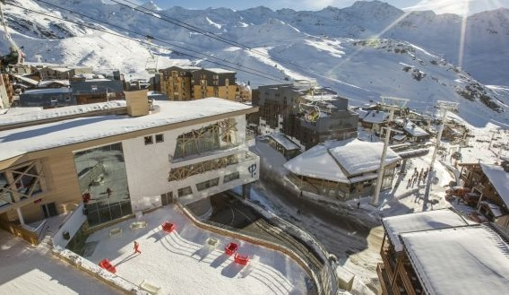 Club Med, Val Thorens Sensations, France