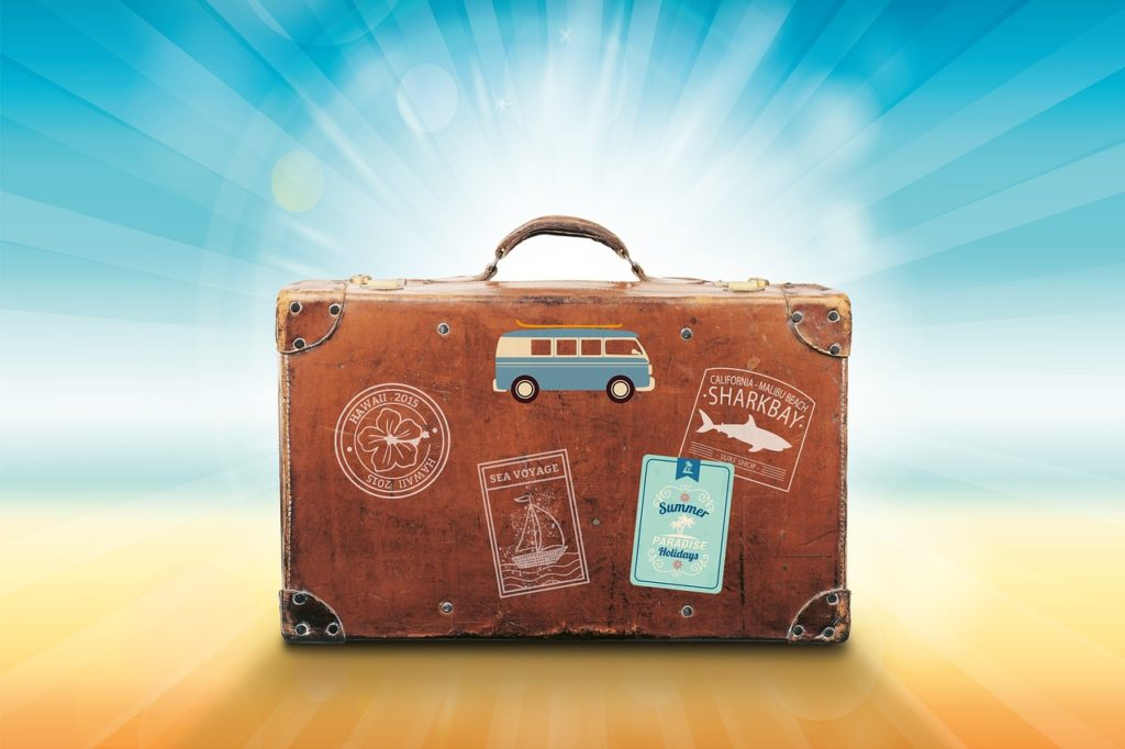 Avoid excess baggage fees
