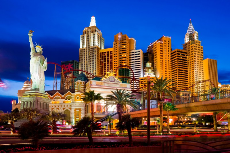 Visit Las Vegas, USA with Sunway