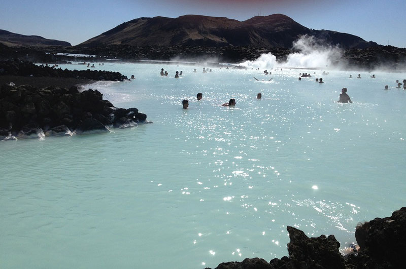 Spa in Iceland