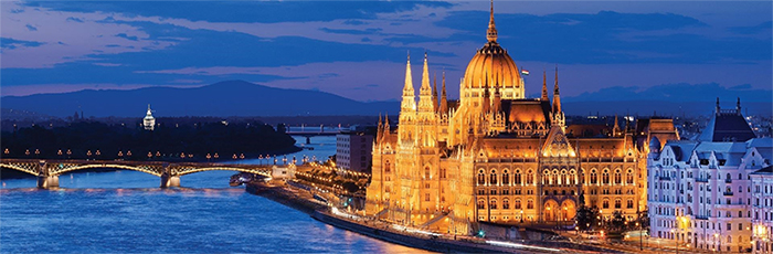 Melodies of the Danube Rivercruise